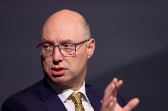 NAB's top executive David Gall warned of 'unintended consequences' of using laws to force banks to fund thermal coal.