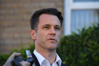 The member of Kogarah, Chris Minns is yet to official declare his intention to run for the leadership.