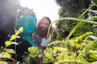 Gardening by its nature cultivates mindfulness, says the host of Gardening Australia.