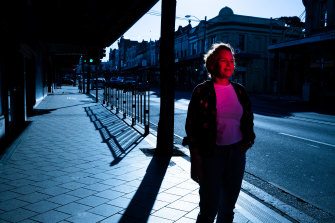 Justine Baker, the Chair of Night Time Industries Association in Newtown,