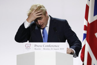 Boris Johnson can expect a lot more headaches on the road to Brexit.