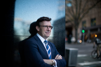 Population Minister Alan Tudge wants more migrants to settle in regional areas to ease pressure on fast-growing Sydney and Melbourne.