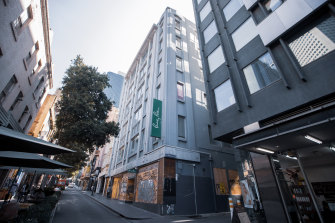The Little Bourke Street building that once housed Paddy Pallin outdoor store and B-grade office space could be among those ripe for conversion.