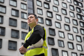 Raymond Mah of DKO Architects says the student accommodation building business has dried up.