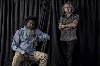 Aboriginal elder Witiyana Marika  and film director Stephen Maxwell Johnson tried to get the movie under way for two decades.