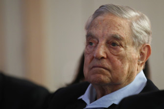 """George Soros took aim at BlackRock last week, labelling the Wall Street titan's plans to plough billions of dollars into China a """"tragic mistake""""."""