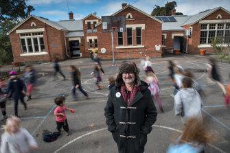 Taradale Primary School principal Chris Burgess.