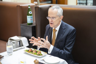 Staunchly pro-consumer, ACCC boss Rod Sims insists he is not anti-business.