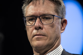 Reserve Bank deputy governor Guy Debelle expects it will take three years to get inflation back on track.
