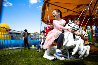 Rides, concerts and children's activities will all be part of this year's alternative Australia Day program.