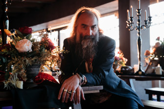 Warren Ellis will perform with Nick Cave and Sydney Symphony Orchestra at the Concert Hall on Sunday and Monday.