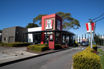 KFC sales have been very strong during lockdown, but the recent share price rise is due to a deal to substantially increase the number of KFC outlets in the Netherlands.