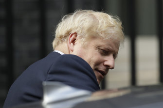 Prime Minister Boris Johnson's office has denied the claims made by a former colleague.