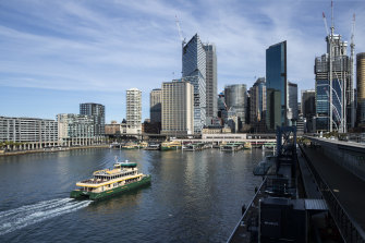 Circular Quay is lauded as a gateway to Sydney Harbour and the central city.