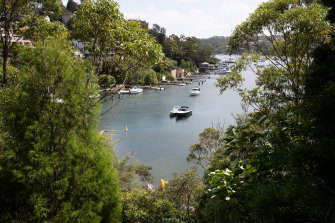 Residents of Quakers Hat Bay in Mosman have suffered the stench of sewage for years.