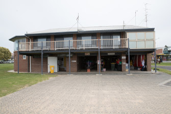 The Apollo Bay Surf Life Saving Club has not had a significant upgrade since it was built in the 1970s.