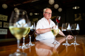 Tyrrell's Wines managing director Bruce Tyrrell says the Chinese market is now unviable for Australian vintners.
