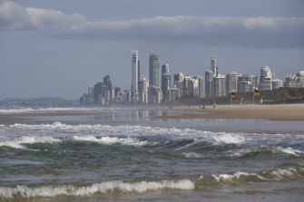 The Gold Coast in south-east Queensland is on high alert.