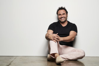 """Miguel Maestre: """"My wife and I didn't have an argument in the first five years of being together because I couldn't speak English that well!"""""""