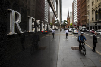 The Reserve Bank is keeping a watchful eye on the surging property market.
