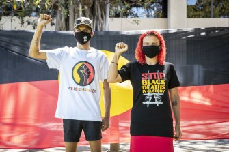 Rally organisers, including Paul Silva and Lizzie Jarrett, will make a last minute bid to gain an exemption to allow the rally to go ahead with more than 500 protesters.