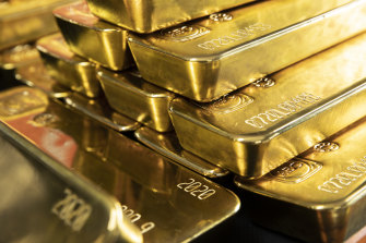 Gold is facing many headwinds.
