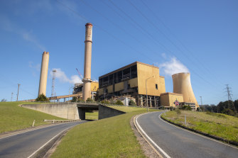 Yallourn power plant today.