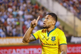 It is unlikely Israel Folau will play Super Rugby again, and almost certain he'll never add to his Wallabies caps.