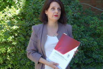 Committee chair Alison Xamon tabled the report in Parliament on Thursday.