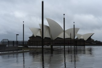 The weather bureau is predicting a wetter than average spring and summer.