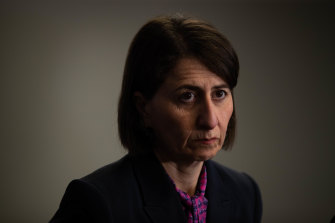 NSW Premier Gladys Berejiklian has lost a key adviser within her office.