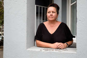 Louise Webber, Mid-North Coast co-ordinator for Women's Domestic Violence Court Advocacy Services.