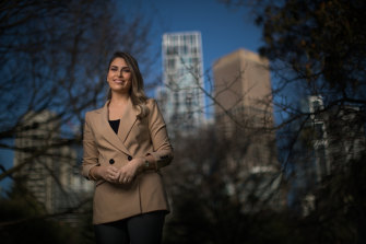 Channel Seven state political reporter Sharnelle Vella's reporting on COVID statistics earned praise from the Chief Health Officer via Twitter.