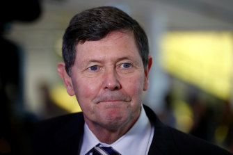 Liberal Kevin Andrews will chair the family law review.