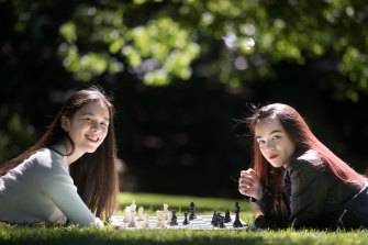 Jody Middleton and Cassandra Lim, chess champions, say the huge appeal of chess is showcased in 'The Queens Gambit' and it will elevate women's participation.