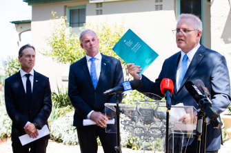 Prime Minister Scott Morrison released the Royal Commission into Aged Care Quality and Safety final report on Monday.