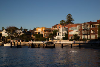 """Former prime minister Malcolm Turnbull said the Royal Prince Edward Yacht Club's proposed new wharf amounted to """"an appropriation for private purposes of public space""""."""
