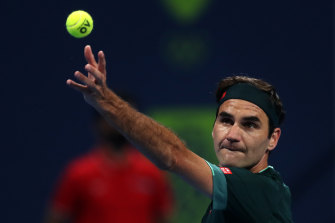 The former world No.1 next faces Nikoloz Basilashvili in the quarter-finals of the Qatar Open.