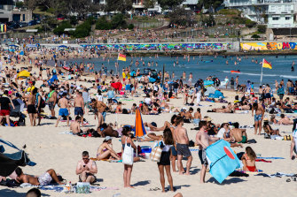 Part of Bondi Beach would be fenced off for an exclusive beach club under a proposal being considered by Waverley Council.