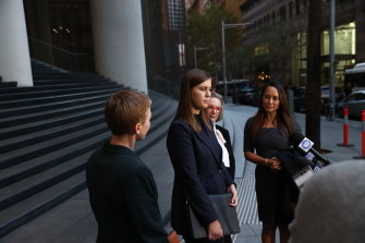 Former political staffer Brittany Higgins and Prime Minister Scott Morrison have agreed there needs to be change to how advisers are employed.