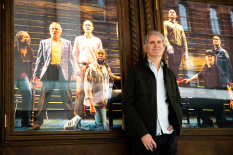 <i>Come From Away</i> producer Rodney Rigby can't wait to welcome patrons back to the Capitol.