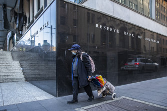 The RBA's $5 billion a week in bond buying is helping to keep financial conditions loose, and going to $4 billion a week next month is not expected to change that.