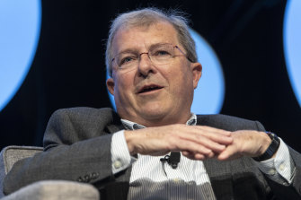 Economist Warwick McKibbin.