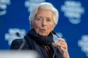 A report by the EU's key risk watchdog, which is chaired by European Central Bank president Christine Lagarde, said that companies may struggle to stay solvent the longer they relied on emergency financial support.