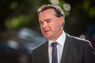 Victorian Liberal leader Michael O'Brien ignored the warnings of an impending challenge.