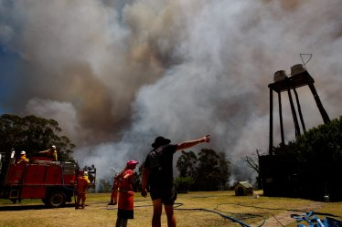 $25 million clean-up fund announced for victims of fires
