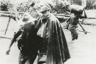 The country's first Oscar-winning documentary: Kokoda Frontline!