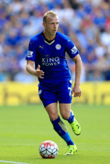 De Laet at Leicester.