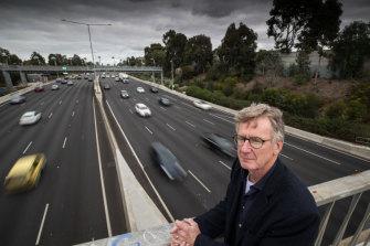 Transport consultant William McDougall.