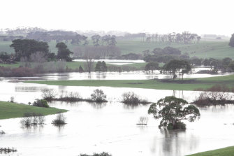 Does this look like dry? Sodden shire says 'no' to $1m drought relief